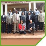 Armyworm project team