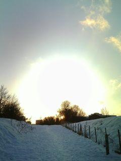 Croydon snow by Cami