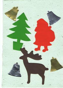 Reindeer poo paper