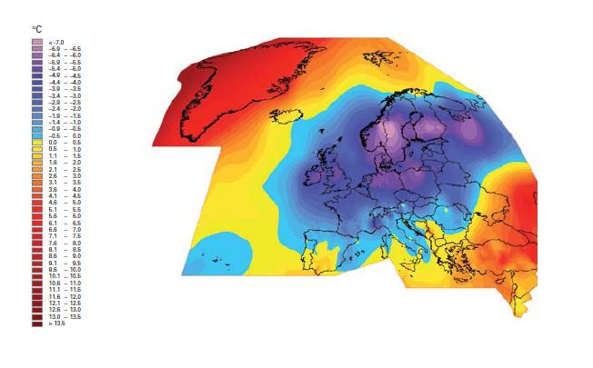 Globe temperature