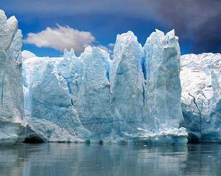 Patagonia-glaciers