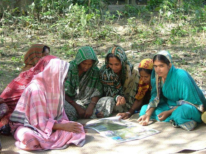 Bangladesh trainees