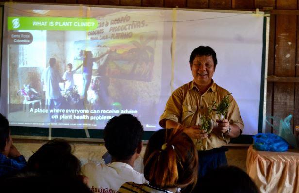 Climate smart villages