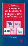 Livestock Dictionary 4th