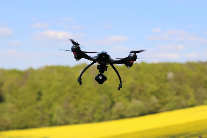 Drone_field