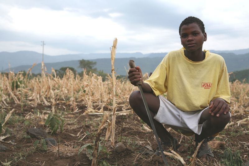 A_young_man_in_drought_conditions_in_Ethiopia_(5933857075)