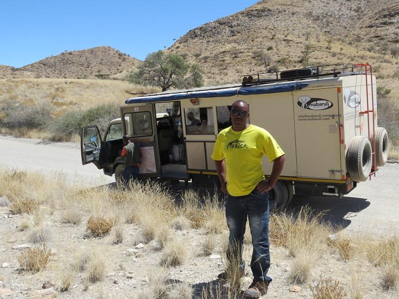 Namibia-vehicle